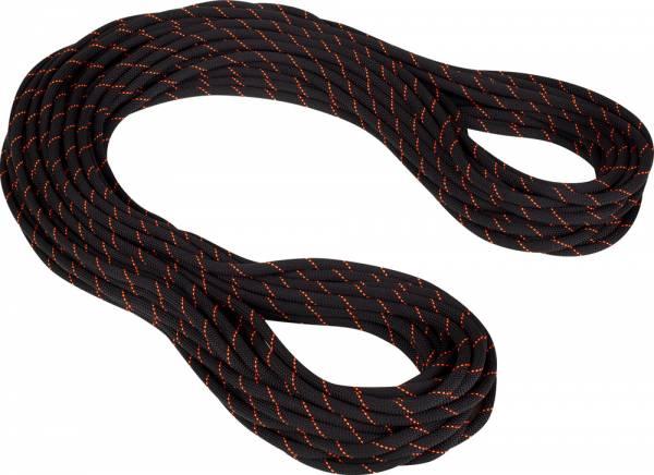 Mammut Gym Workhorse Dry 9,9 mm Rope Kletterseil black