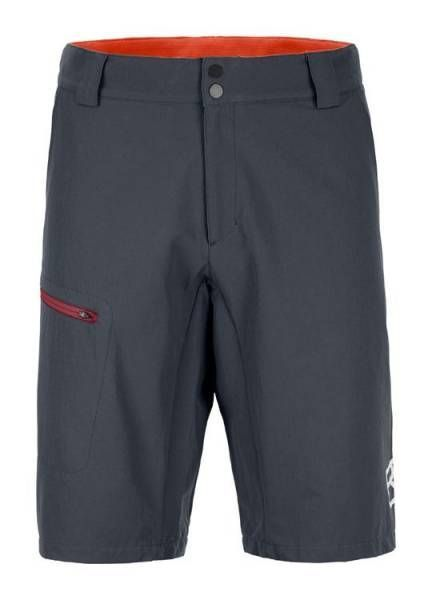 Ortovox Pelmo Shorts Men black steel
