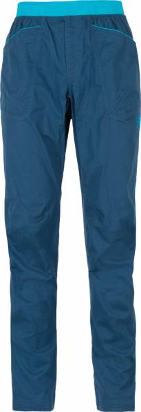 La Sportiva Roots Pant Men opal/tropic blue Kletterhose