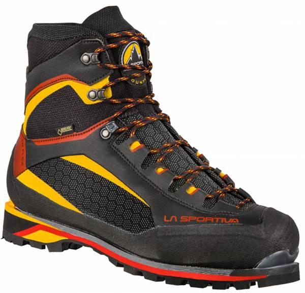 La Sportiva Trango Tower Extreme GTX Herren Bergschuh Black/Yellow