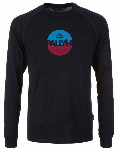 Pally´Hi Pally-Go-Round Men Longsleeve bluek