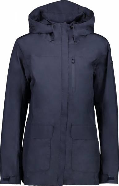 CMP Fix Hood Jacket Women Funktionsjacke black blue
