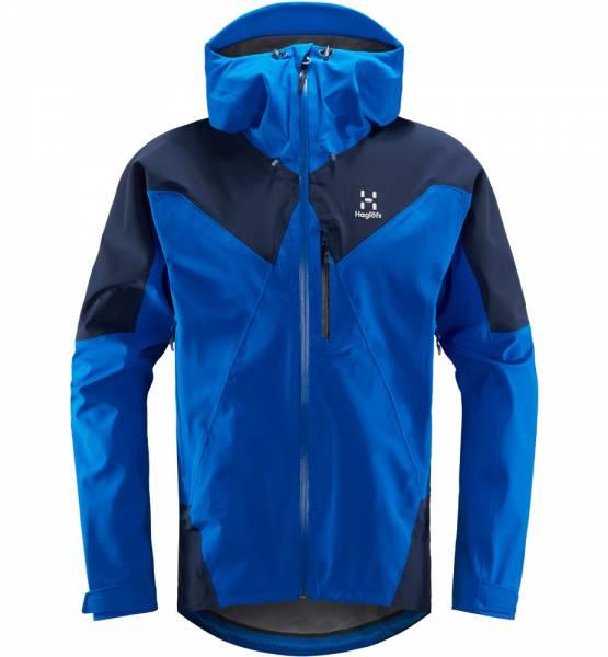 Haglöfs L.I.M. Touring Proof Jacket Men Skitourenjacke Storm Blue / Tarn Blue