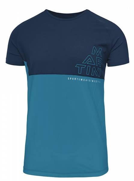Martini Sportswear Activist Herren Funktionsshirt insignia/true navy