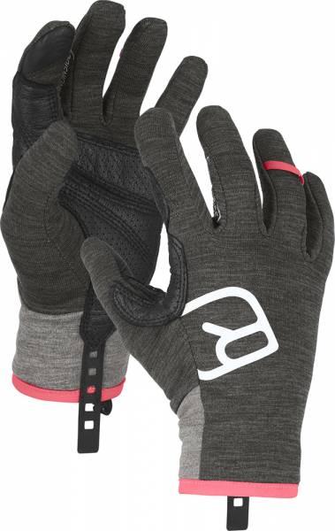Ortovox Fleece Light Glove Women Handschuhe dark grey blend