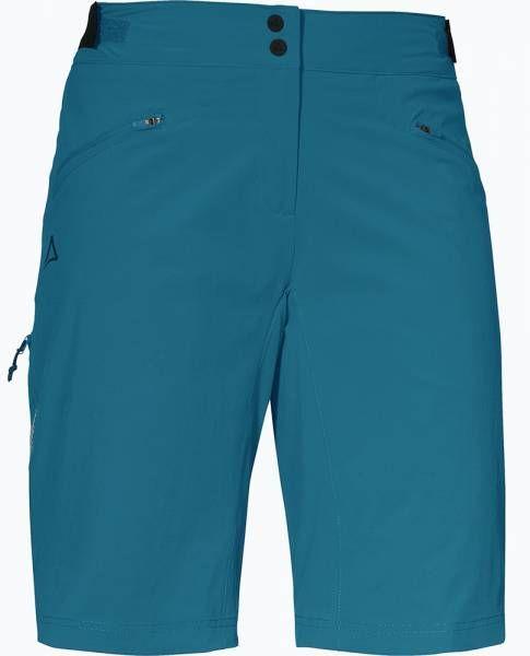 Schöffel Shorts Trans Canada L Damen Bikeshort blue moon