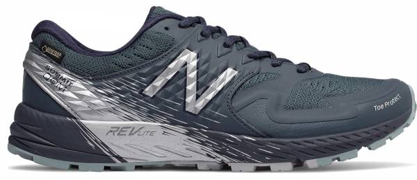 New Balance Summit K.O.M. GTX women Dark/Grey Trailrunningschuh