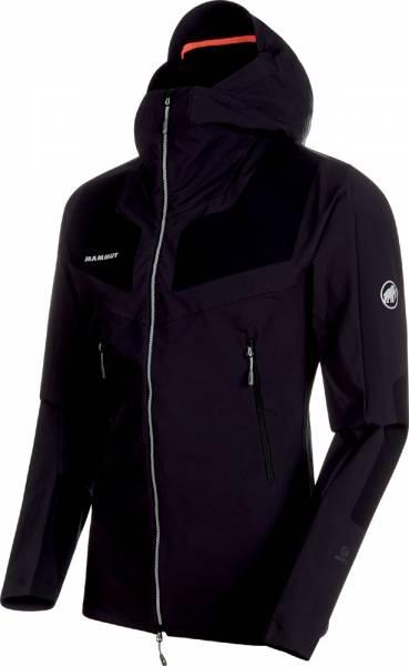 Mammut Aenergy Pro SO Hooded Jacket Men Softshelljacke black