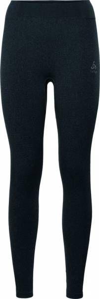 Odlo Suw Bottom Pant Performance warm Women black - odlo concrete grey