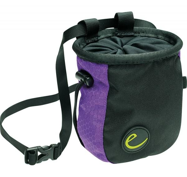 Edelrid Cosmic Lady violet-night Chalkbag