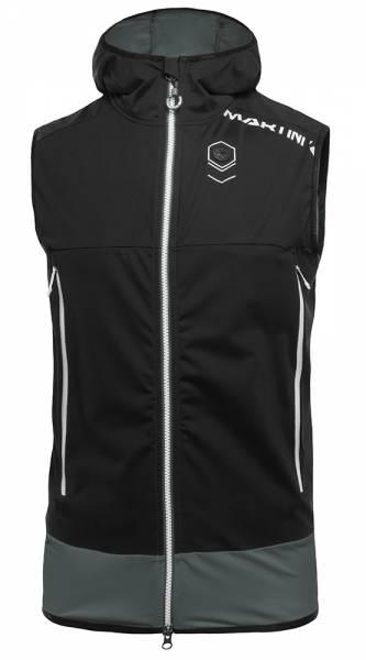 Martini Sportswear Rocket Herren Weste black/steel