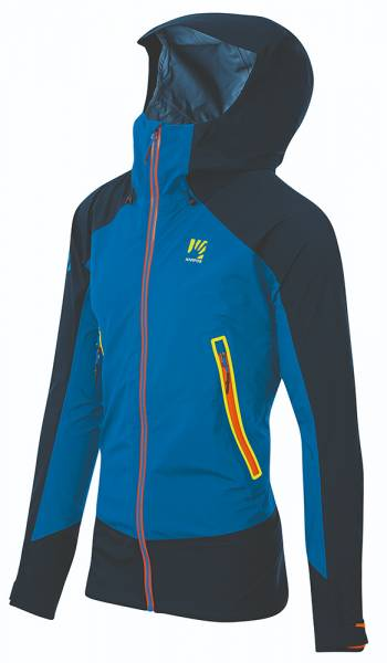 Karpos Storm Evo Jacket Herren Hardshelljacke indigo bunting/insignia blue