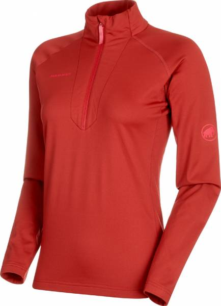Mammut Snow ML Half Zip Pull Women Midlayer scooter