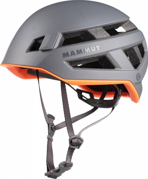 Mammut Crag Sender Helmet Herren Kletterhelm titanium