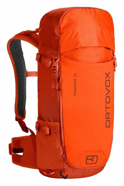 Ortovox Traverse 30 Wanderrucksack desert orange