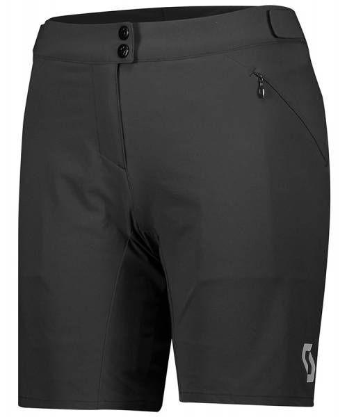 Scott Endurance Shorts Damen Fahrradhose black