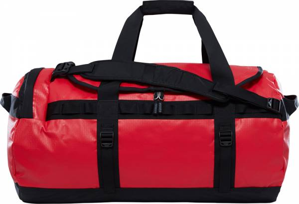 The North Face Base Camp Duffel M Reisetasche tnf red / tnf black