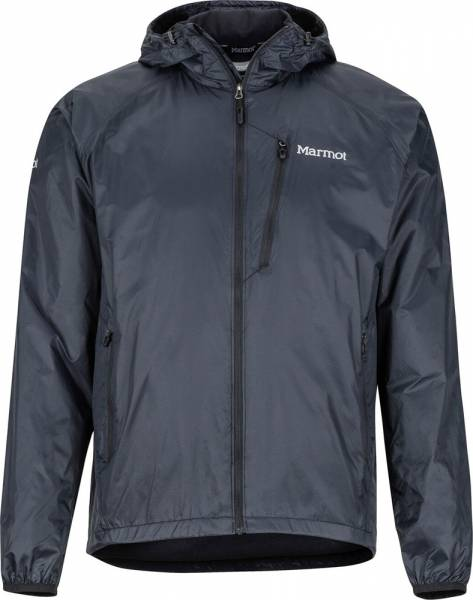 Marmot Ether DriClime Hoody Men Shelljacke black