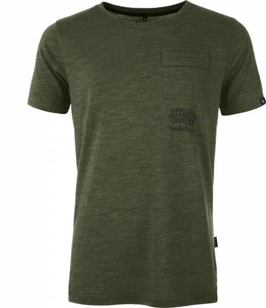 Pally´Hi Outdoor Officer Men T-Shirt heather moss