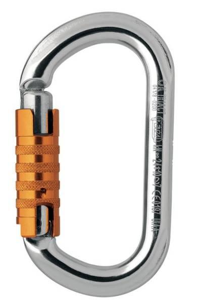 Petzl Schraubkarabiner OK Triact-Lock