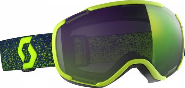 Scott Faze II Goggle yellow/enhancer green chrome