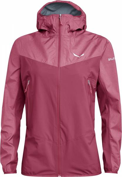 Salewa Agner PTX 3L Jacket Women Hardshelljacke virtual pink