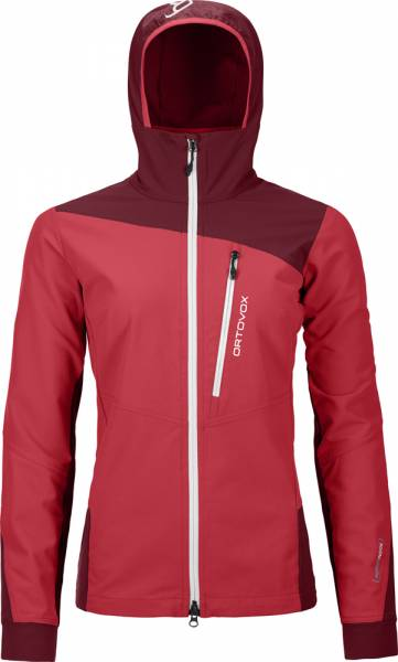 Ortovox Pala Jacket Women hot coral Outdoorjacke