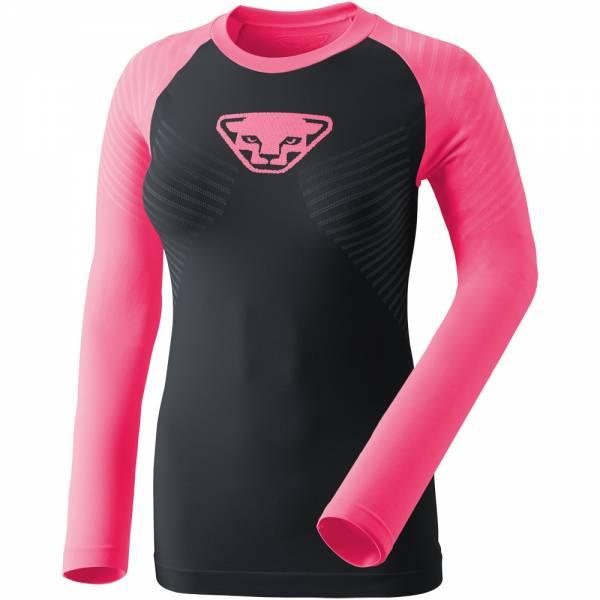Dynafit Speed Dryarn Longsleeve Women Funktionsshirt Fluo Pink