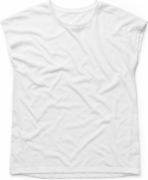 Houdini Big Up Tee Womens T-Shirt powerday white
