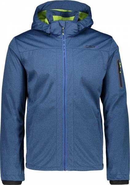 CMP Man Jacket Zip Hood indigo mel. (39A5027M)