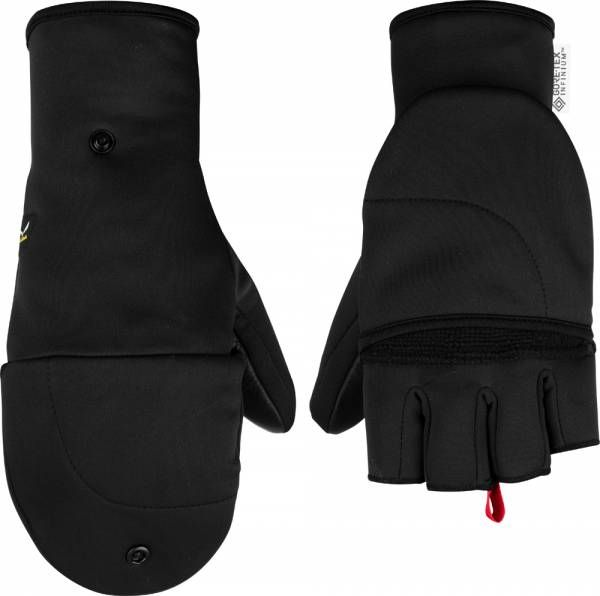 Salewa Sesvenna Fold Back WS Gloves Handschuhe black out