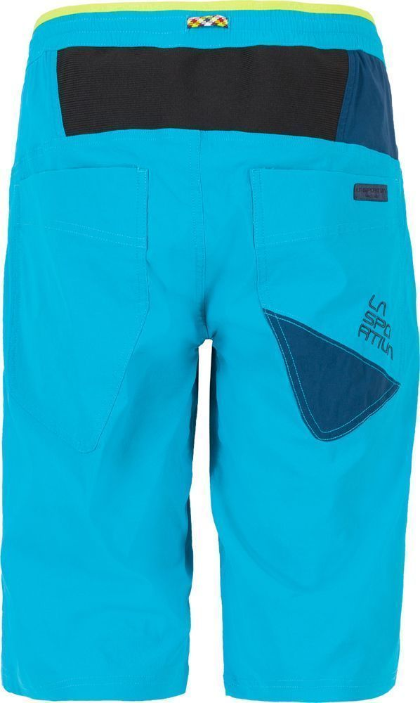 Men Tropic Kletterhose La Belay Sportiva Short Blueopal dBoexrC