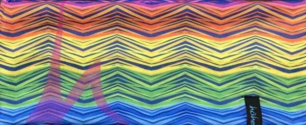 Höhenrausch Rainbow Stirnband