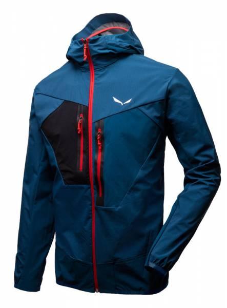 Salewa Pedroc Hybrid 3 PTX/DST Jacket Men Hybrid-Softshelljacke poseidon