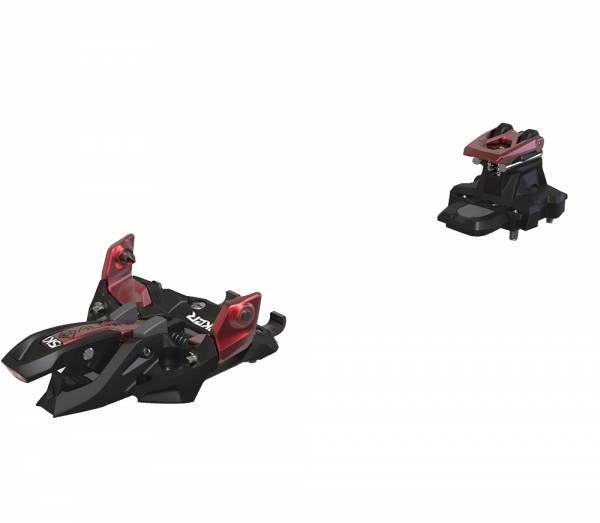 Marker Alpinist 12 Skitourenbindung black/red ohne Stopper