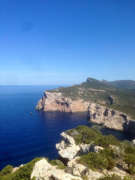 Via-Ferrata-del-Cabirol-Sardinien