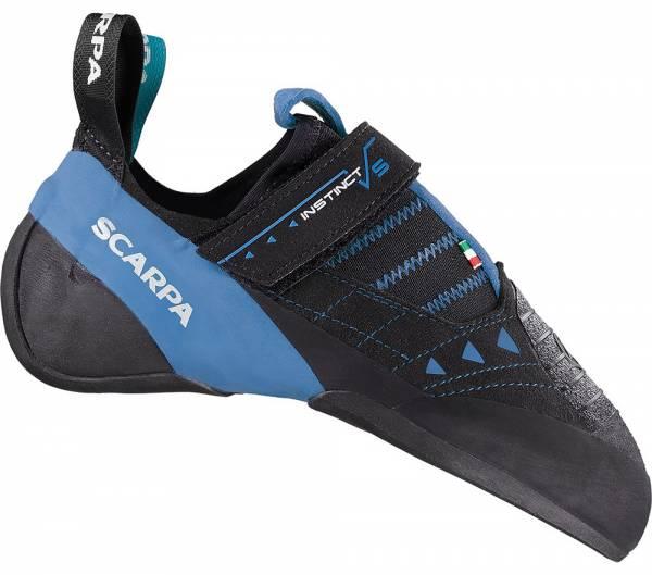 Scarpa Instinct VSR black-azure Kletterschuh