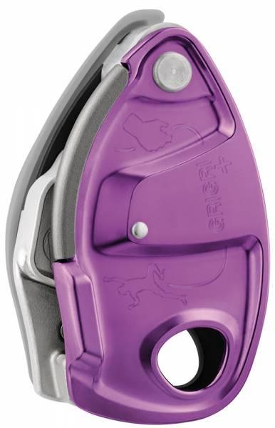 Petzl GriGri+ Sicherungsgerät violett