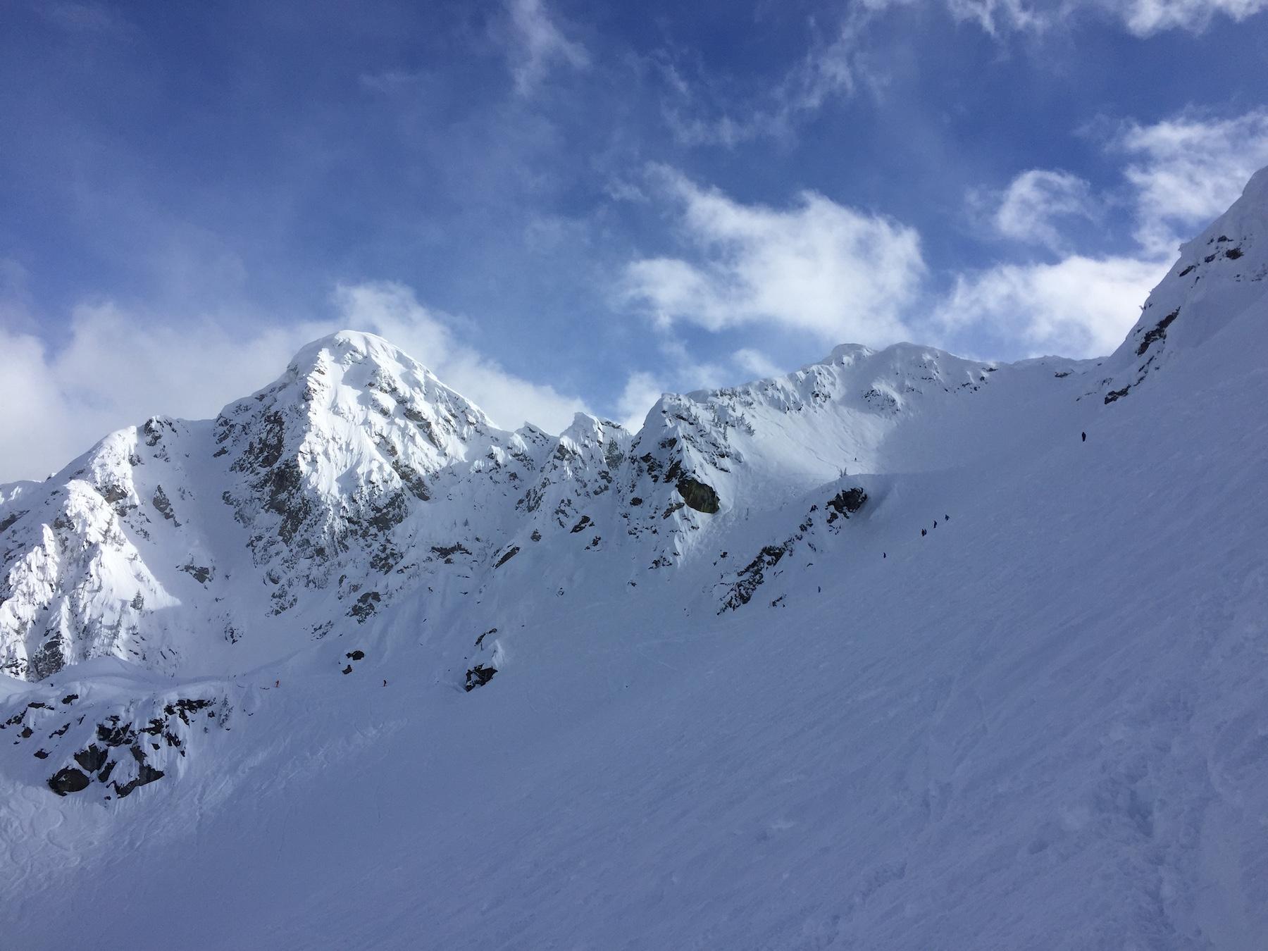 Klettersteigset Praxenthaler : Skitest in kanada revelstoke kicking horse sport praxenthaler
