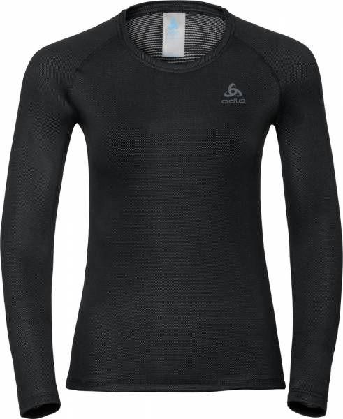 Odlo Active F-Dry Light Women Funktionsunterwäsche Langarm-Shirt black