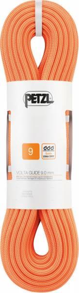 Petzl Volta Guide 9,0mm orange Kletterseil