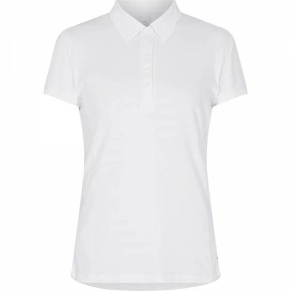 McKinley Okina II Damen Poloshirt white