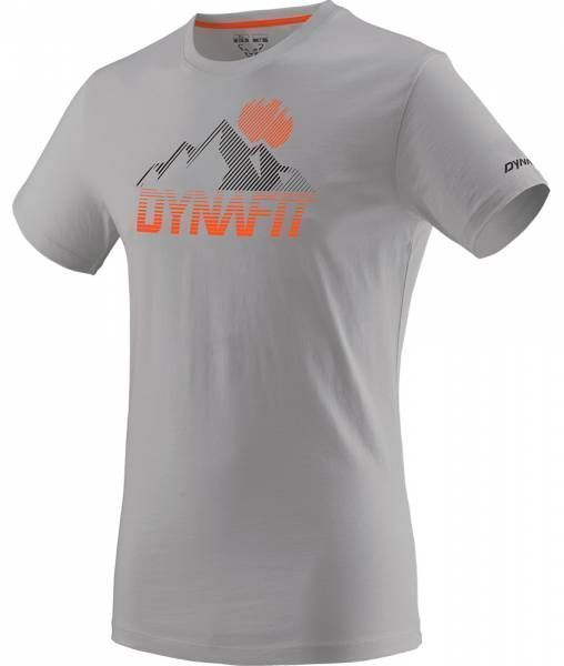 Dynafit Transalper Graphic Shirt Herren T-Shirt alloy