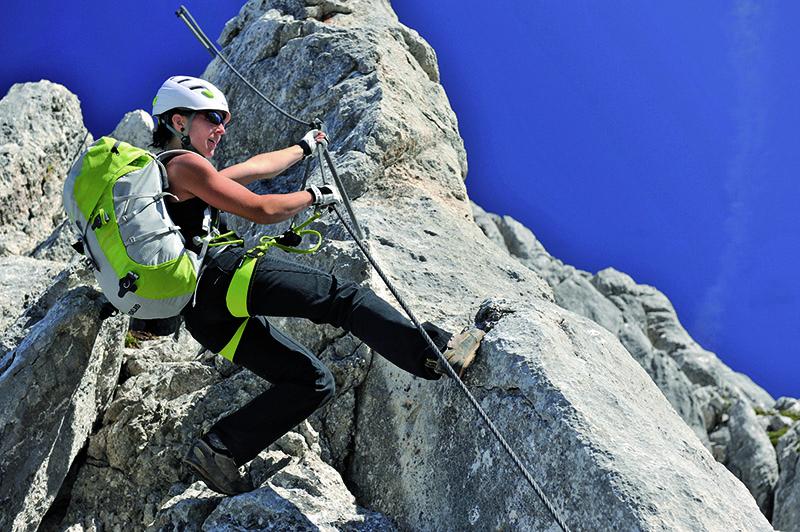 Petzl Klettersteigset : Petzl klettersteigset unfall tikkina günstig online kaufen
