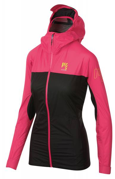 Karpos Lot Rain Jacket Damen Regenjacke paradise pink/black