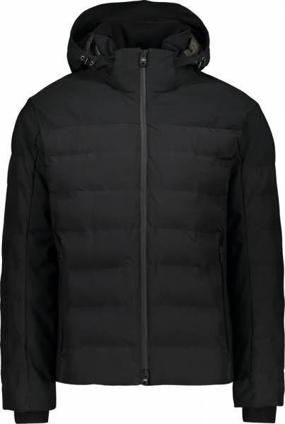 CMP Jacket Zip Hood Men Isolationsjacke Nero
