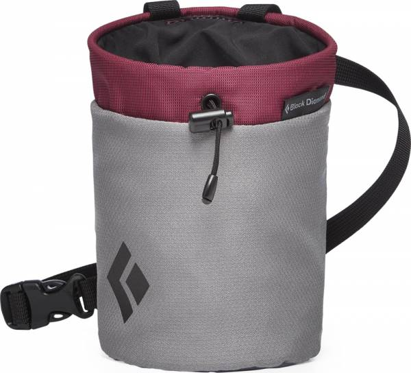 Black Diamond Repo light gray Chalkbag