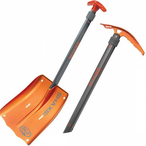 BCA Shaxe Speed Shovel Lawinenschaufel orange