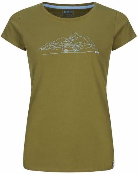 LACD Van T-Shirt Women olive