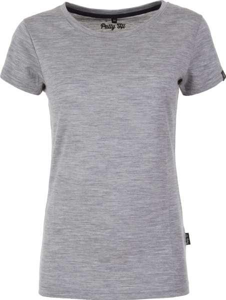 Pally´Hi Crew Neck Women T-Shirt heather grey